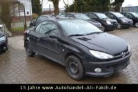 Verkauft Peugeot 206 CC Cabriolet Filo., gebraucht 2003