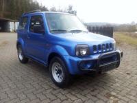 Verkauft Suzuki Jimny 4x4, gebraucht 2002, 186.000 km in ...