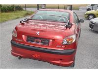 Verkauft Peugeot 206 CC 110 Platinum, gebraucht 2003, 124