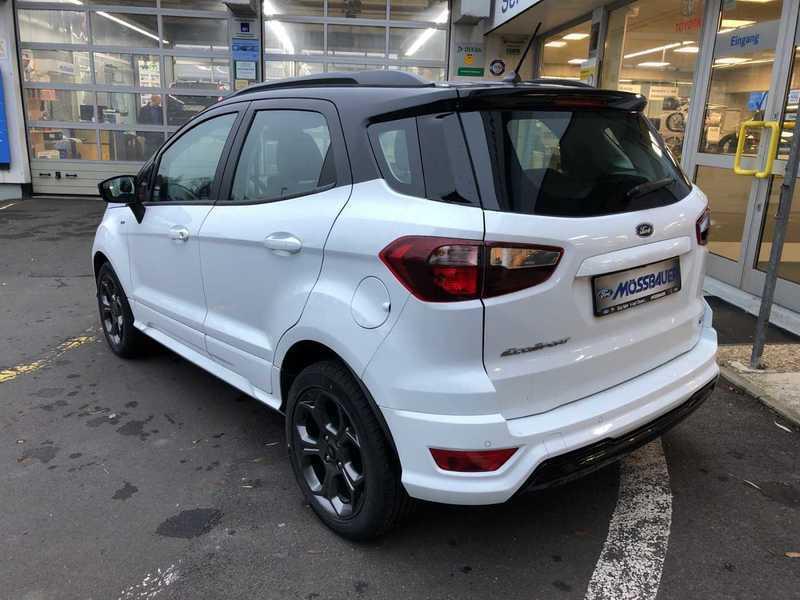 Gebraucht 2019 Ford Ecosport 1.0 Benzin 125 PS (€ 20.985)   95679 Waldershof   AutoUncle