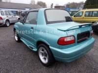 Verkauft Suzuki Vitara X-90, gebraucht 1996, 120.000 km in ...