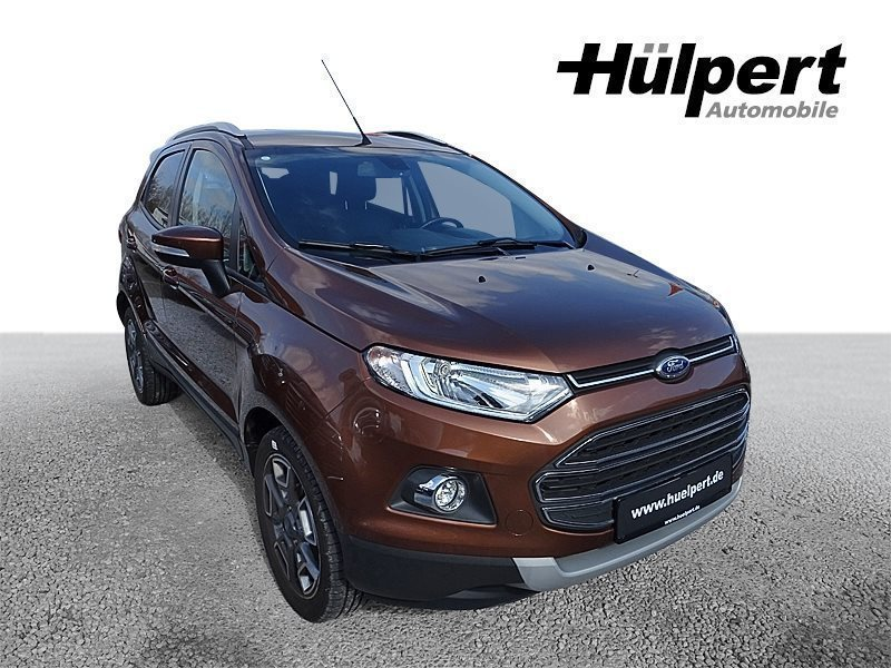 Verkauft Ford Ecosport 1.0 EcoBoost TI.. gebraucht 2016. 63.800 km in Bergkamen