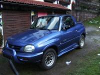 Verkauft Suzuki Vitara X-90 ALLRAD, gebraucht 1997, 128 ...