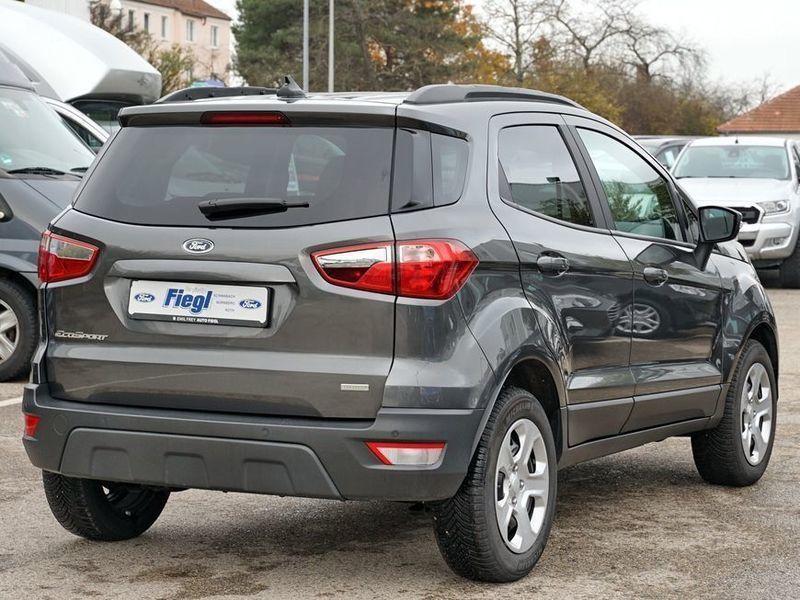 Verkauft Ford Ecosport 1.0 EcoBoost CO.. gebraucht 2018. 20.425 km in Schwabach