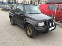 Verkauft Suzuki Vitara JLX, gebraucht 1997, 213.000 km in ...