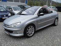 Verkauft Peugeot 206 CC Cabriolet Quik., gebraucht 2004 ...
