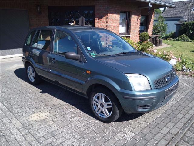 Verkauft Ford Fusion 16 Viva Getriebe, Gebraucht 2003