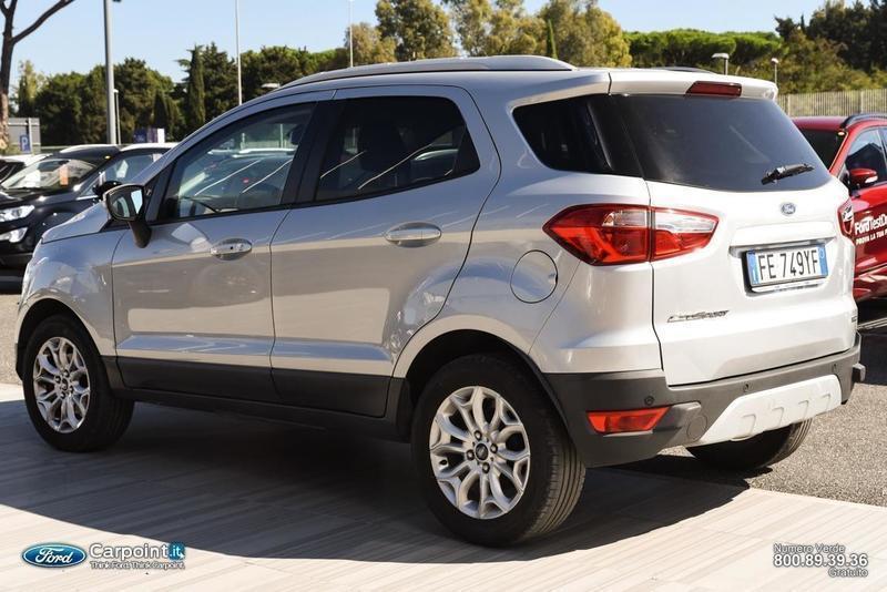 Usato 2016 Ford Ecosport 1.0 Benzin 125 CV (11.340 €)   00163 Roma   AutoUncle