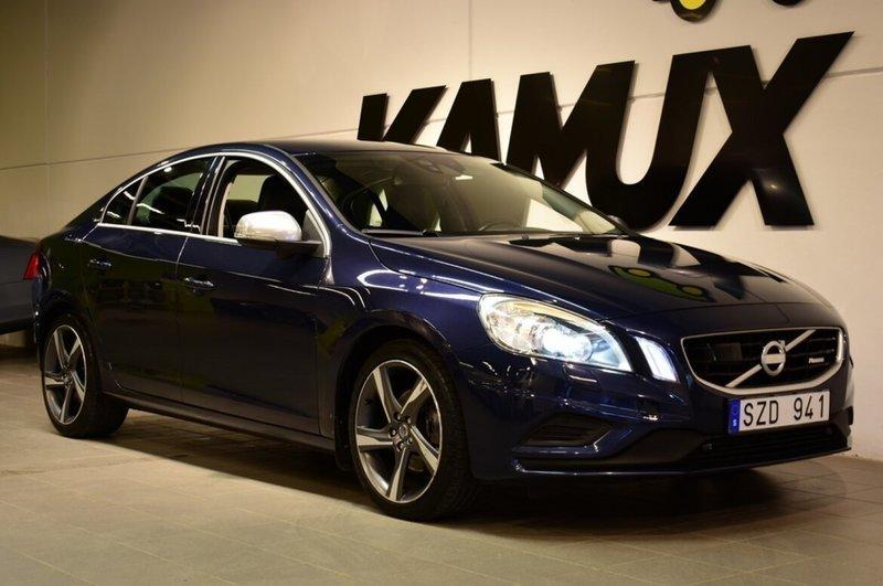 Begagnad 2012 Volvo S60 1.6 Ethanol_Benzin 180 HK (139 800 kr) | 35246 VÄXJÖ | AutoUncle