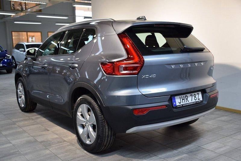 Såld Volvo XC40 T3 FWD Momentum Ed.. begagnad 2019. 1 mil i Kristinehamn