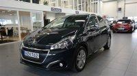 Sld Peugeot 208 Style PureTech 82., begagnad 2016, 604 ...