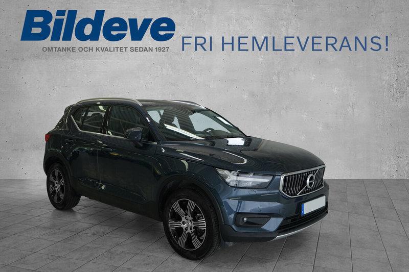 Såld Volvo XC40 D3 FWD Inscription. begagnad 2019. 1 889 mil i Landskrona