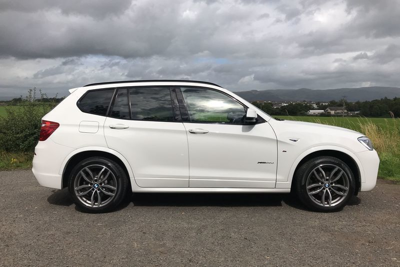 Used bmw x3 from aa cars with free breakdown cover. Sold BMW X3 xDrive20d M Sport 5dr . - used cars for sale