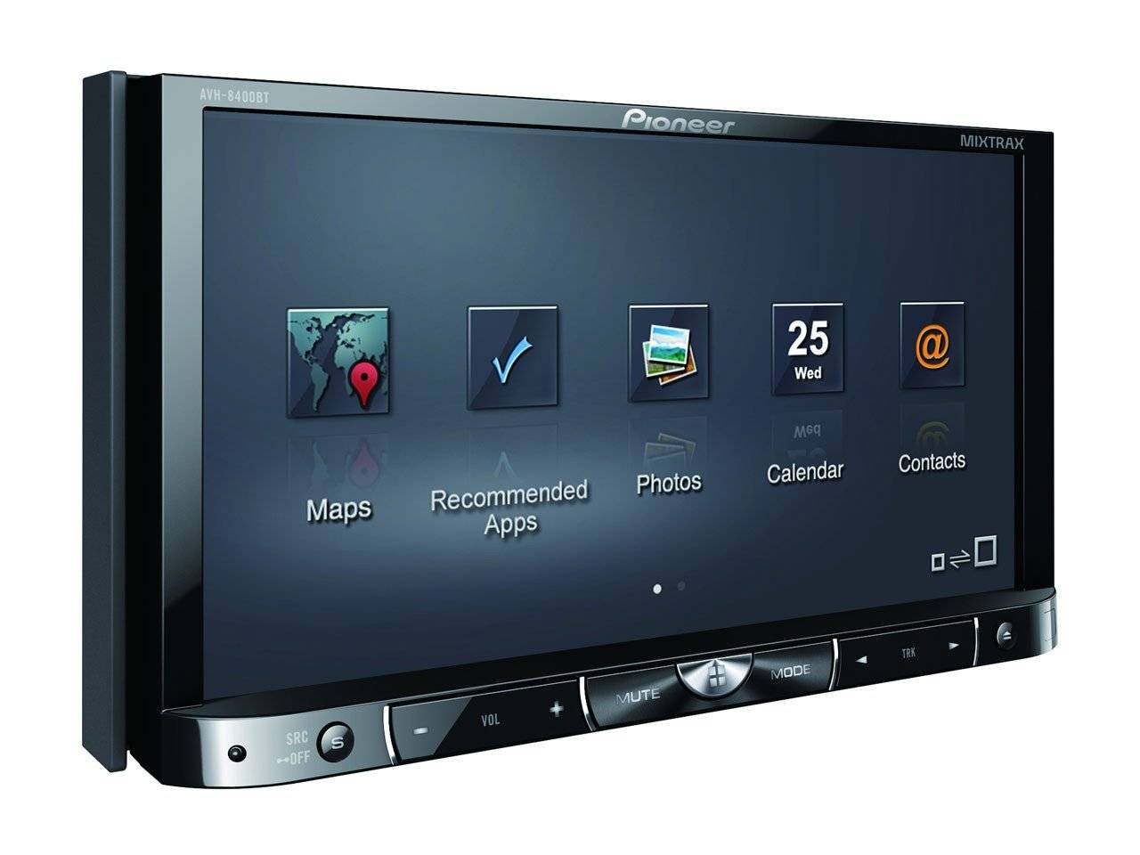 pioneer avh 8400bt household wiring diagram uk dubbel din is in bij automultimedia