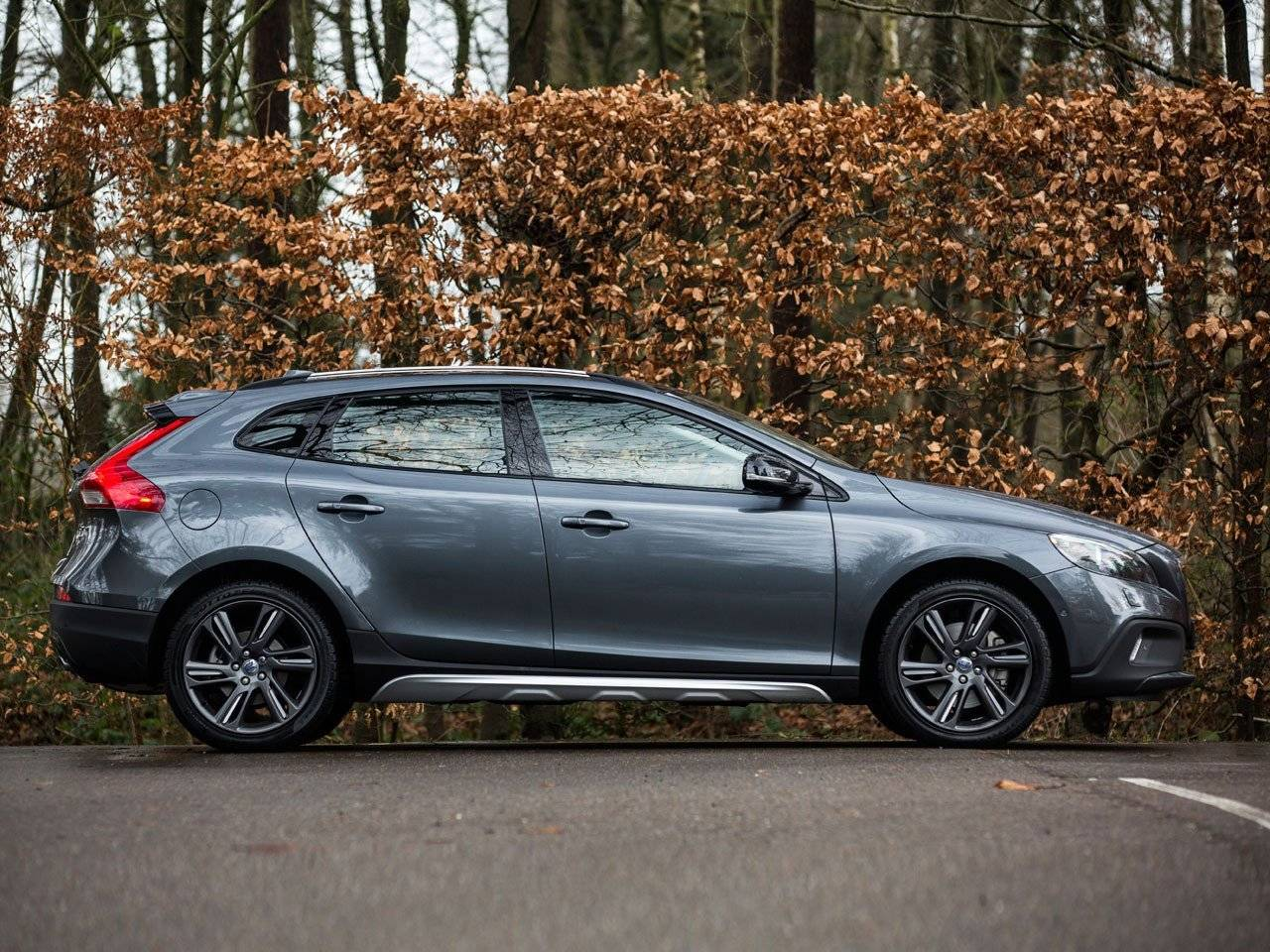 Test Volvo V40 Cross Country Autotests