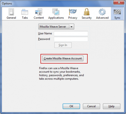 Synchronize your Firefox bookmarks, history, tabs and passwords wherever you go. 1