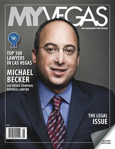 Lawyer Michael Becker  Las Vegas NV Attorney  Avvo