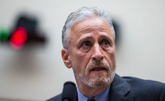 Jon Stewart Rand Paul Blocking 9 11 Victim Fund Bill An