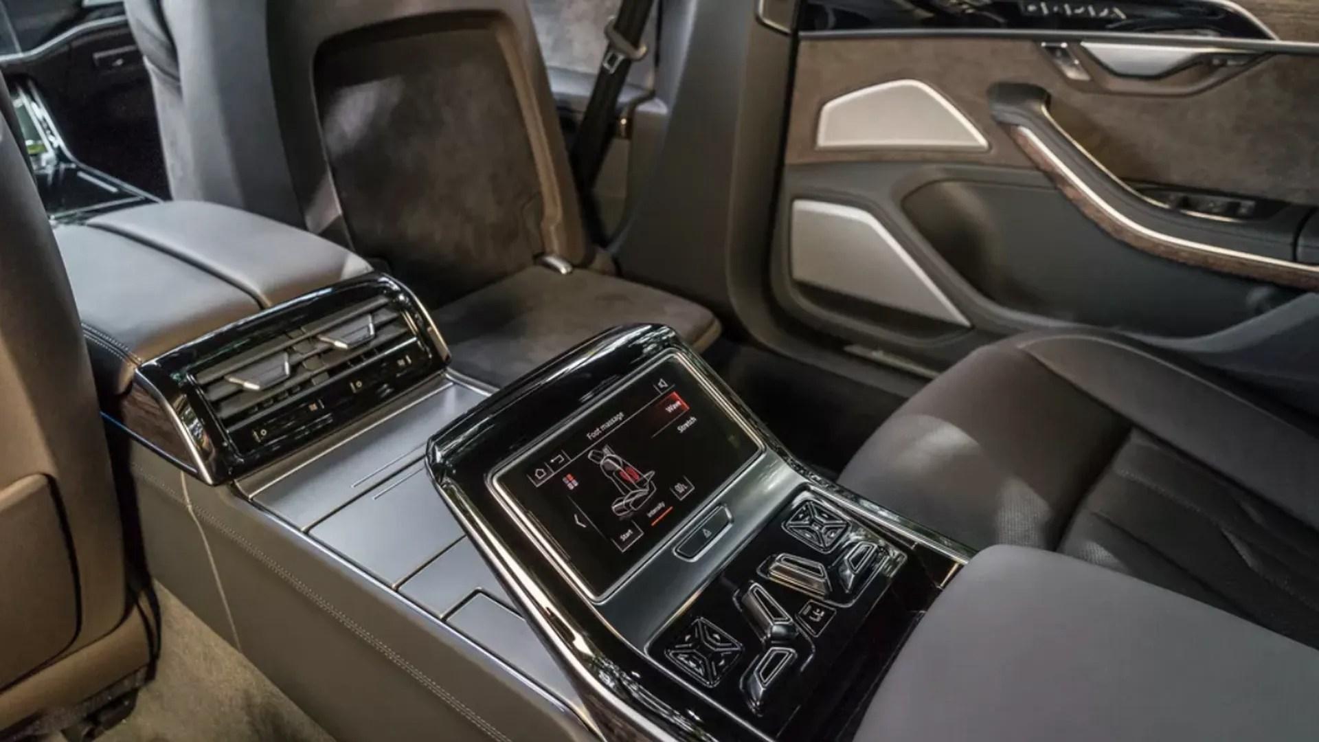 What were driving 2019 Audi A8 L quattro  Axios