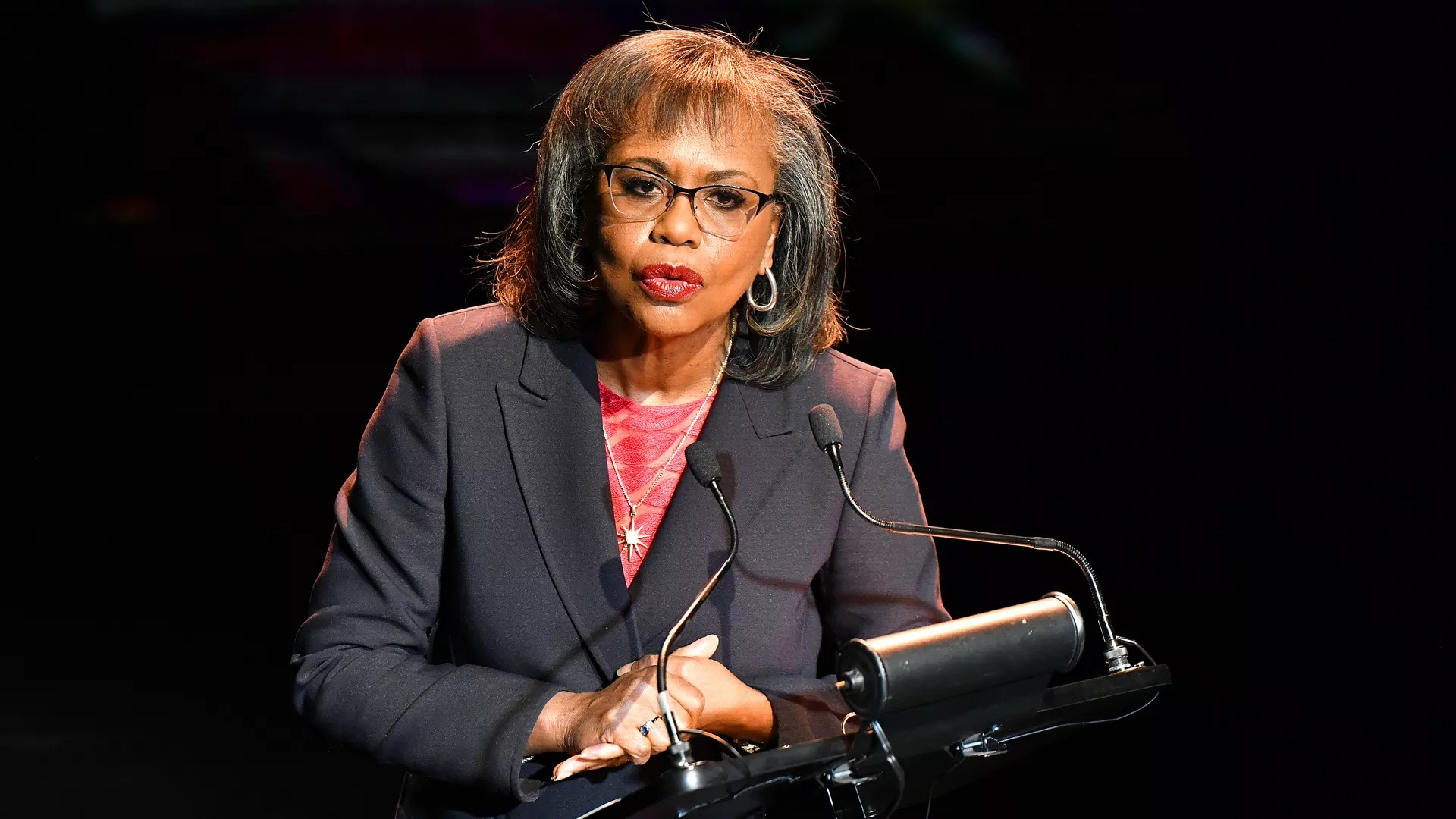 Anita Hill Is Creating an App to Hold Serial Abusers Accountable