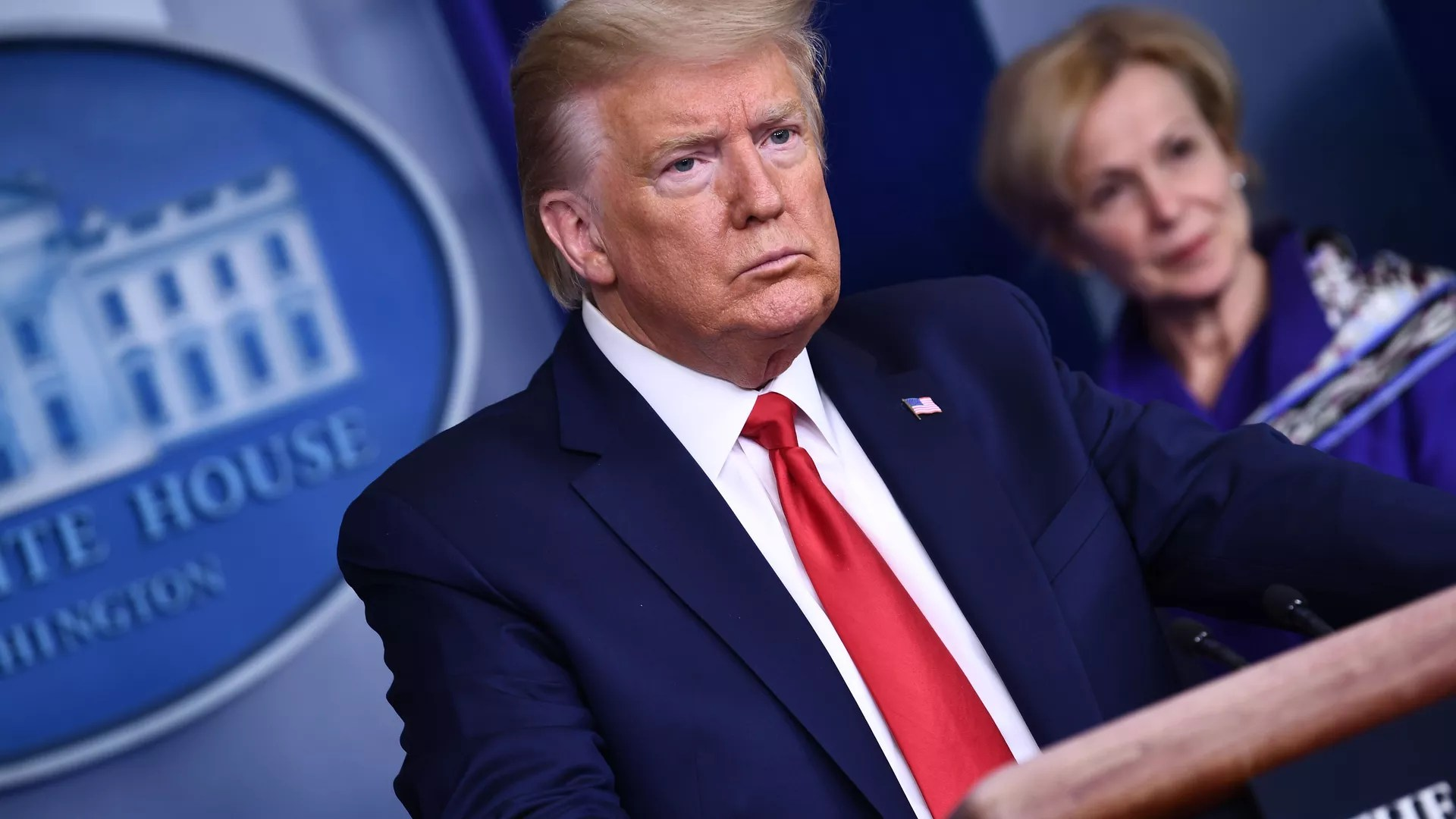 White House proposes $1 trillion coronavirus stimulus package - Axios