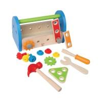 HAPE Werkzeugkasten aus Holz online kaufen | baby-walz