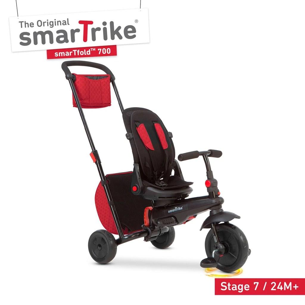 smarTrike Dreirad smarTfold 700 8 in 1 online kaufen   baby-walz