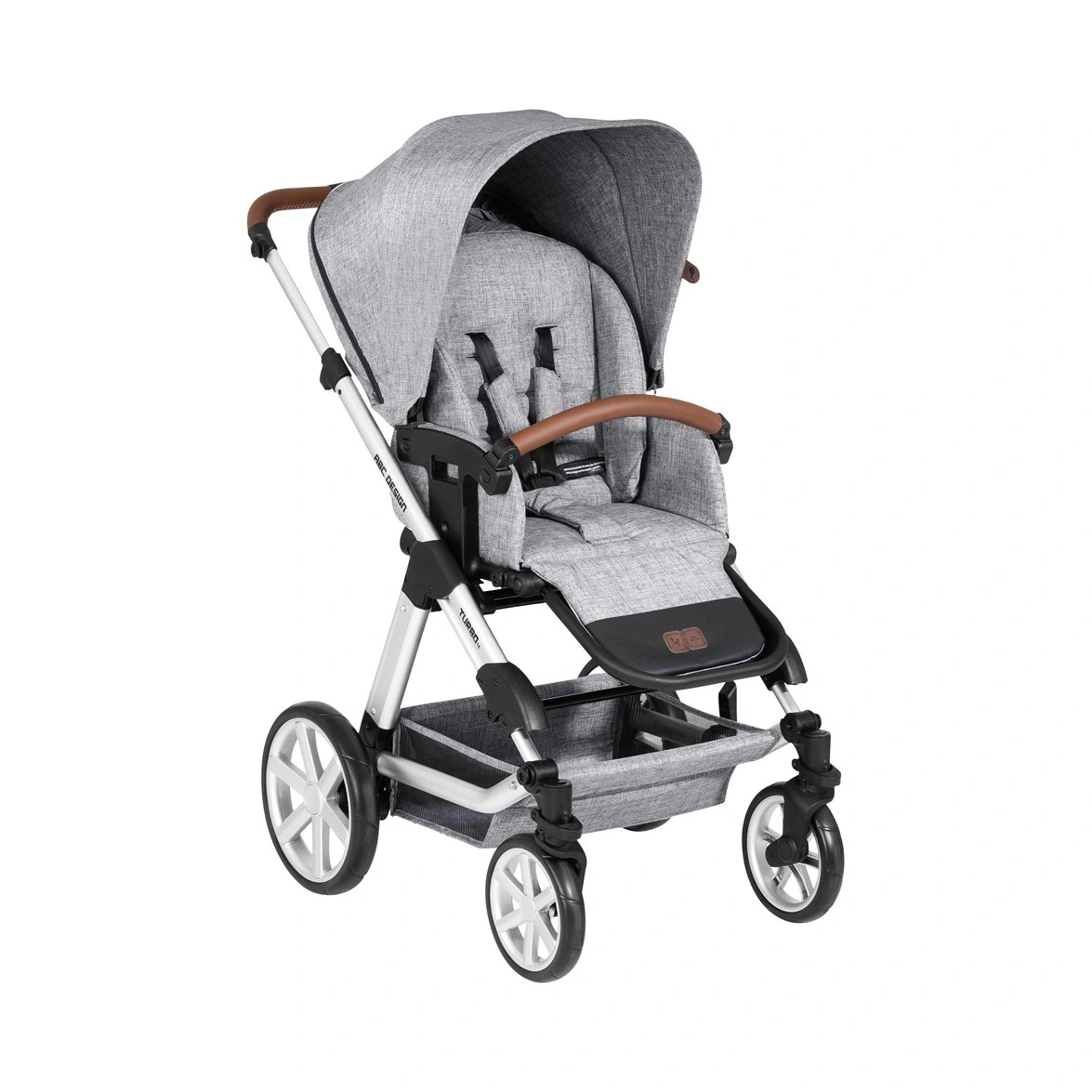 Abc Turbo 6 Graphite Grey Abc Design Turbo 4 Kombikinderwagen Online Kaufen Baby Walz