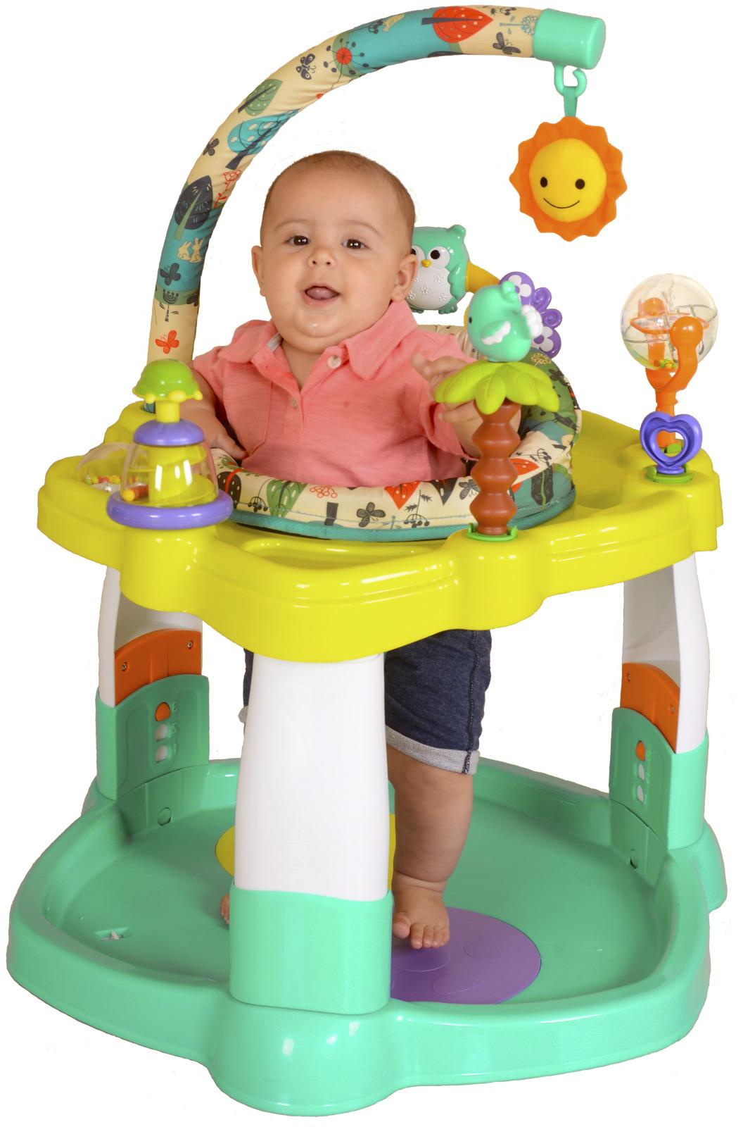 Baby Bouncer Activity Center Jumper with 360 Degree