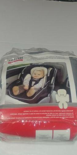 car seat head body supports baby car