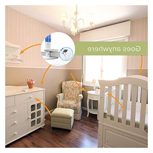 baby monitor mount baby