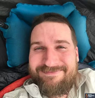 klymit pillow x review backpacking