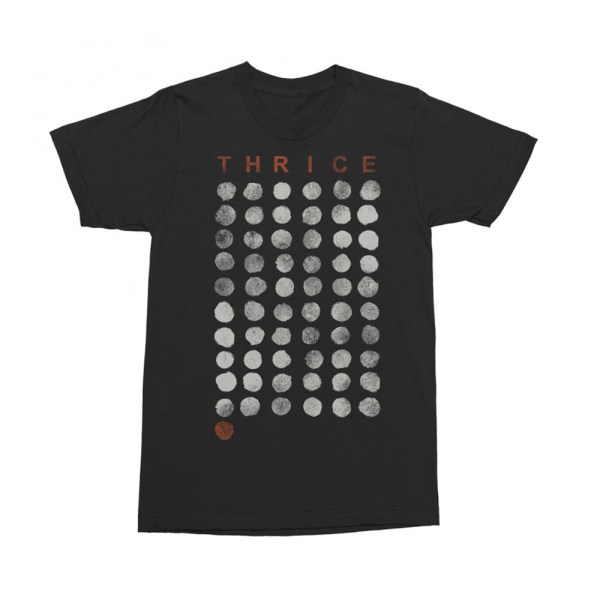 Planet Rock Thrice Products Official Merch