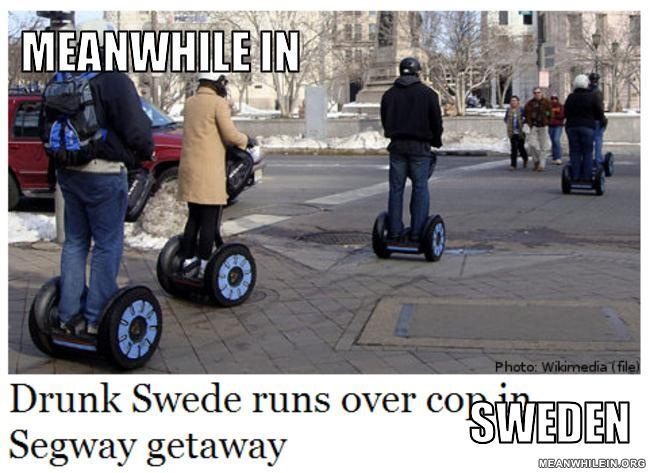Best Meanwhile In Sweden Memes