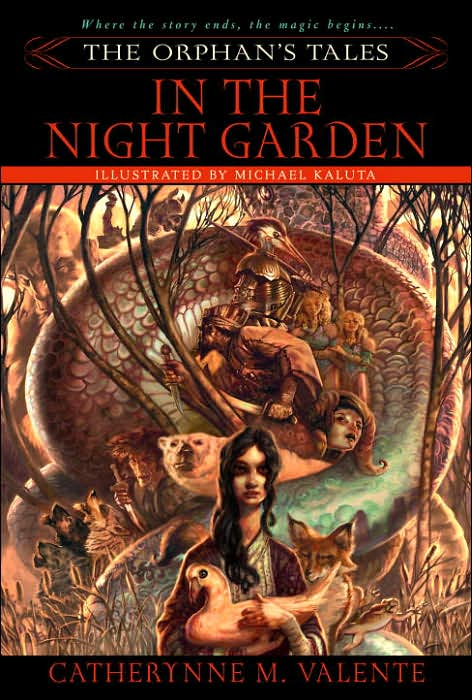 orphan's tale: in the night garden book cover