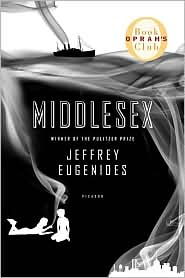 Middlesex by Jeffrey Eugenides: Book Cover