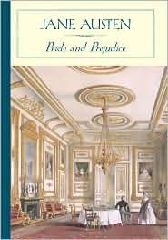 Pride and Prejudice (Barnes & Noble Classics Series) by Jane Austen: Book Cover