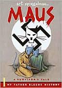 Maus by Art Spiegelman: Book Cover