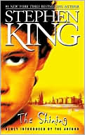 The Shining by Stephen King: Book Cover