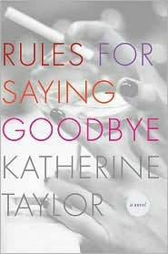 The Rules for Saying Goodbye