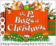 12 Bugs of Christmas by David A. Carter: Book Cover