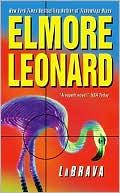 LaBrava by Elmore Leonard: Book Cover