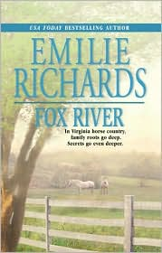 Fox River by Emilie Richards: Book Cover