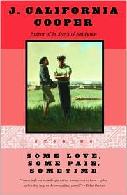 Some Love, Some Pain, Some Time by J. California Cooper: Book Cover
