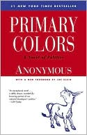 Primary Colors by Joe Klein: Book Cover