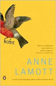 Rosie by Anne Lamott: Book Cover