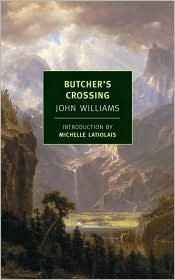 Butchers Crossing by John Williams