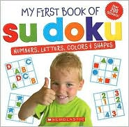 My First Book of Su Doku by Rafael Sirkis: Item Cover