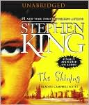 The Shining by Stephen King: CD Audiobook Cover