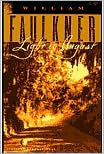 Light in August by William Faulkner: Book Cover
